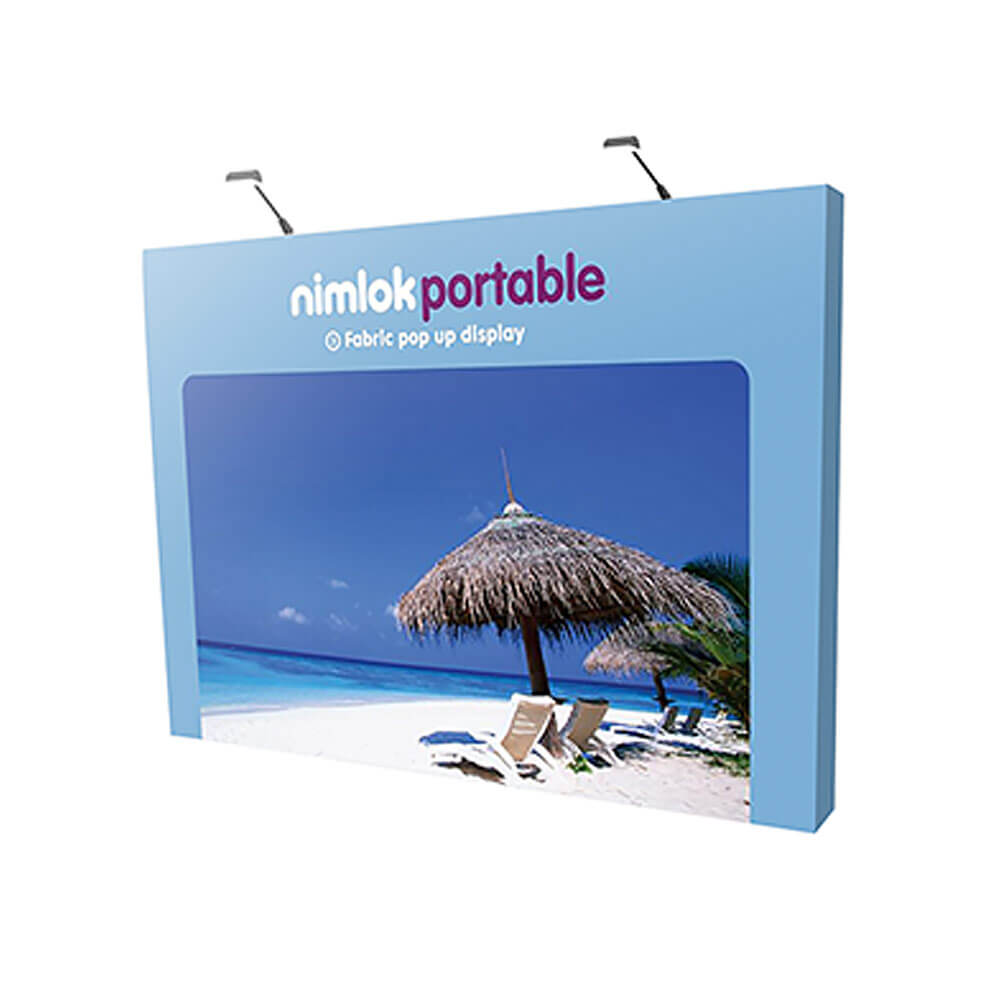 3x4 Fabric Pop-Up Stand