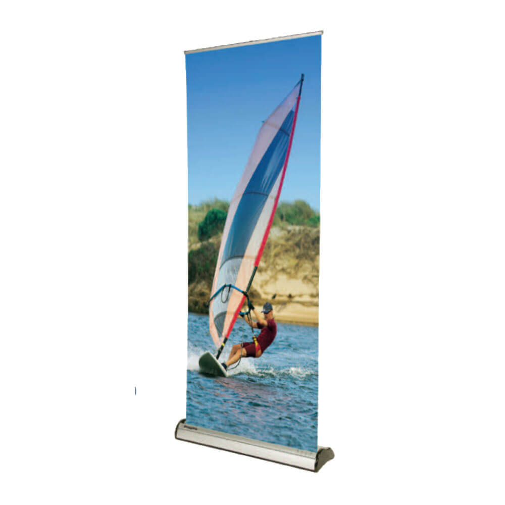 Changeable Graphic Roller Banner Stand