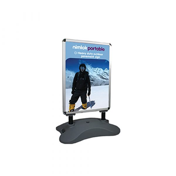 Heavy Duty Outdoor Pavement Sign