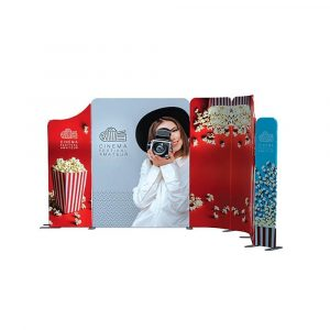 Modulate Fabric Exhibition Stand