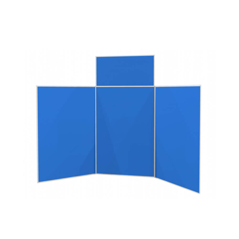 Folding Display Boards – Four Panels