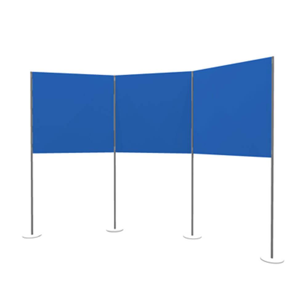 Information Display Boards - Three Panels