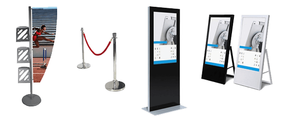 Display Accessores Products