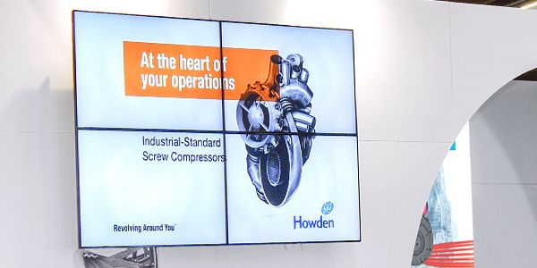 Howden's 'At the heart of your operations' campaign graphic
