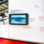 Audio/visual content for your exhibition stand