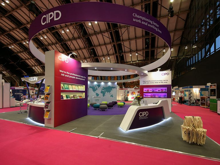CPID Annual Conference Exhibition Stand