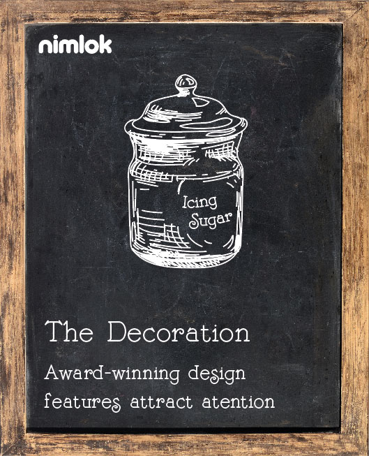 The decoration