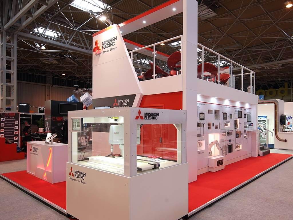 Nimlok Portable Exhibition Stand : Our work engaging exhibition stands nimlok uk