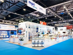 MPI Exhibition Stand