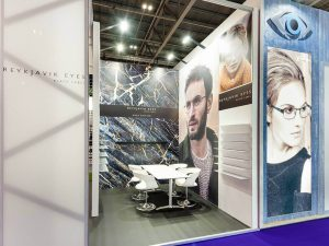 OA Eyewear Exhibition Stand