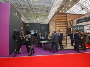 Reed & Mackay engaging exhibition stand by nimlok