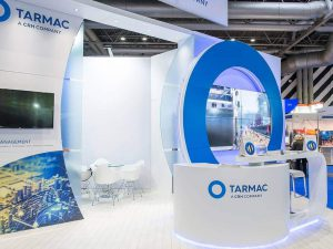 Tarmac Exhibition Stand