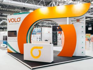 Volo Exhibition Stand
