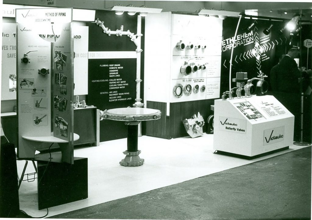 Victaulic Exhibition Stand