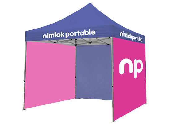 Nimlok Portables Outdoor Stands