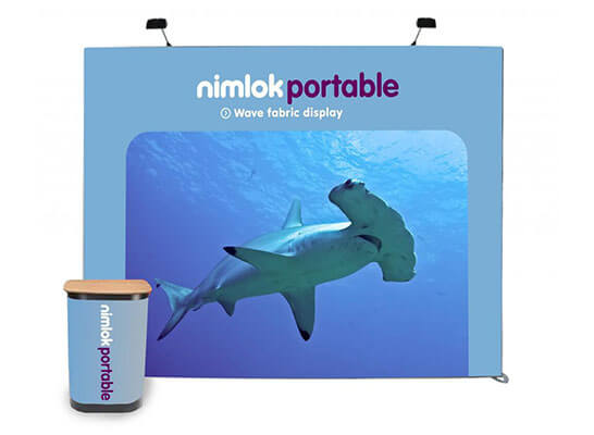 Nimlok Portables Pop Up Stands