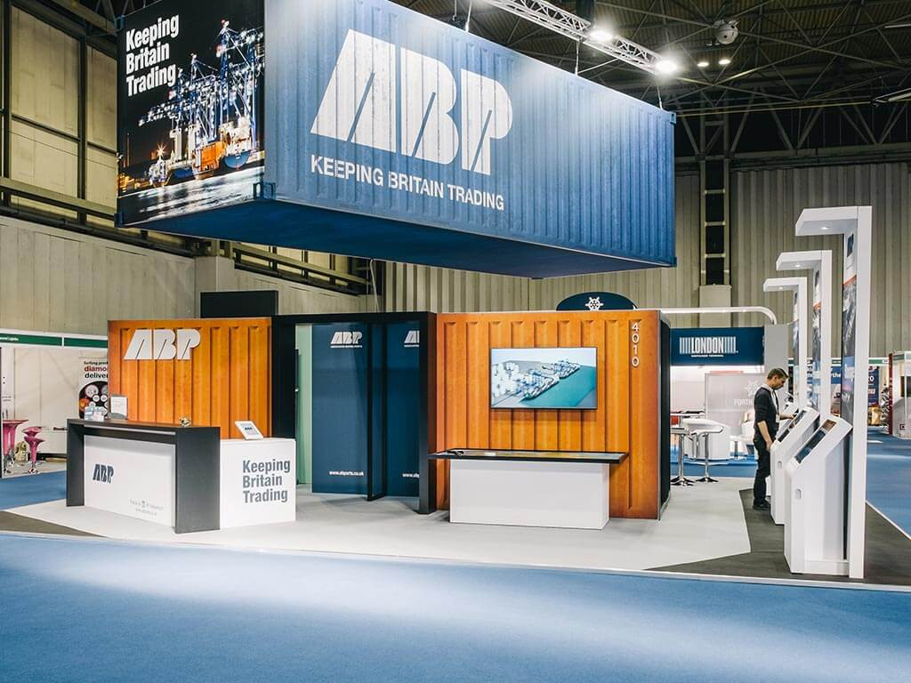 Exhibition Stand Builders Edinburgh : Engaging exhibition stands and engagement tools nimlok uk