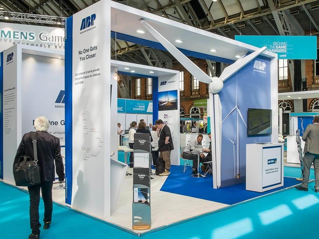 Exhibition Stand Attractors : Abp engaging exhibition stand nimlok uk