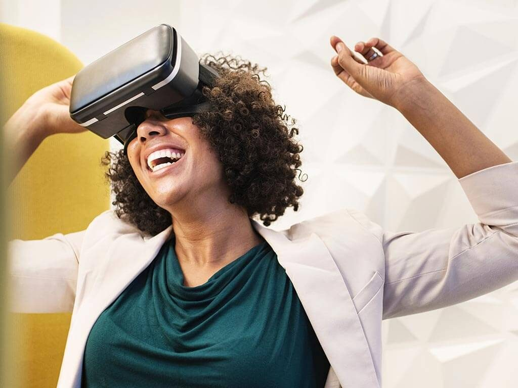Virtual Reality – An Immersive Experience