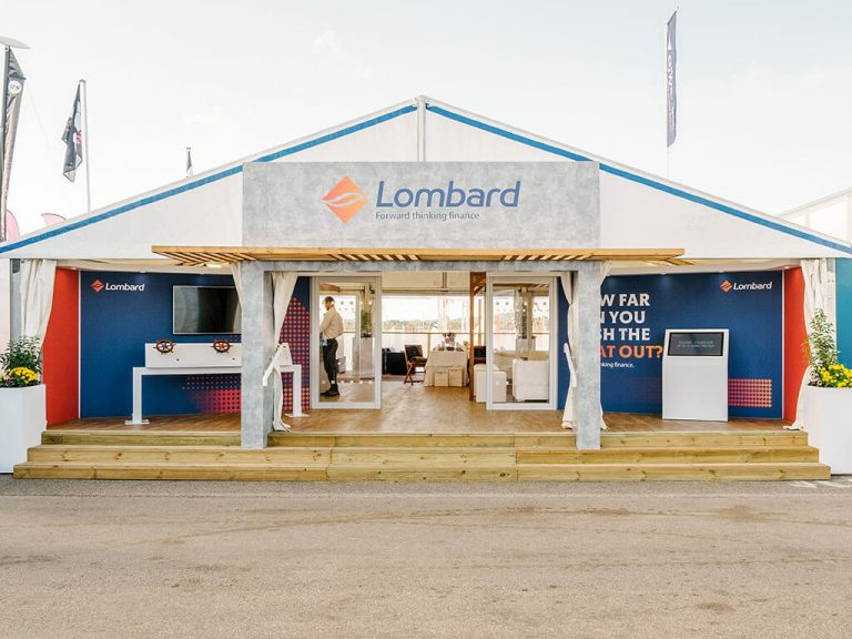 Lombard Marine Finance at the Southampton Boat Show