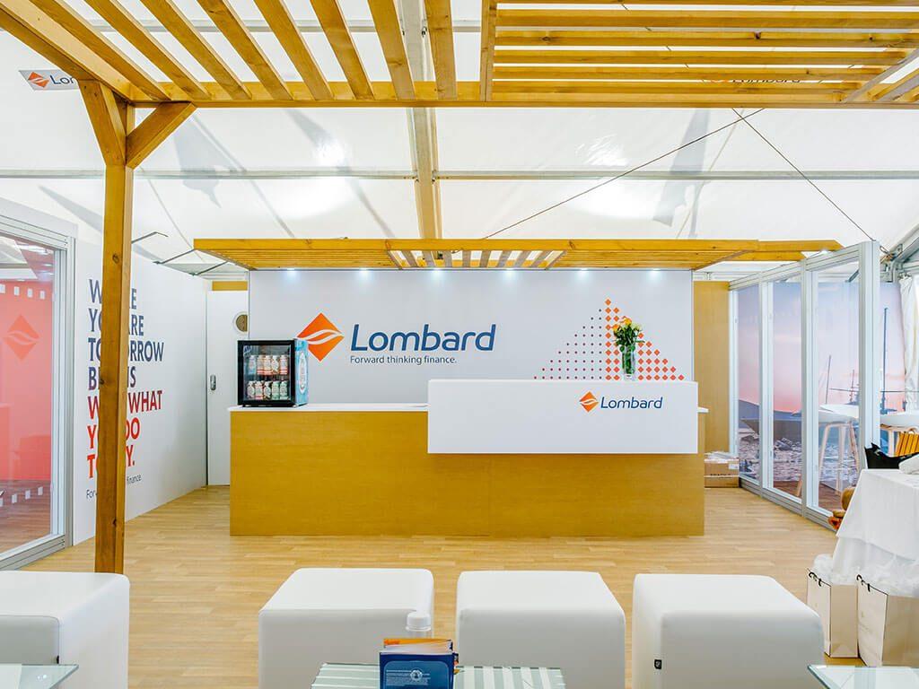 Lombard Marine Finance reception area