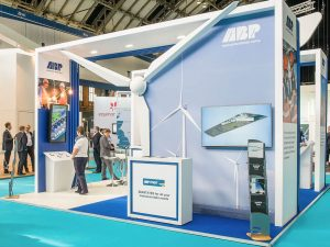 ABP custom exhibition stand