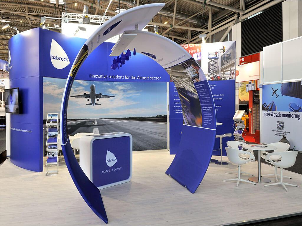 Exhibition Stand Design Ideas Website : Trade show displays exhibit rentals booth design santa cruz