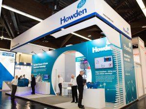 Howden Bespoke Exhibition stand