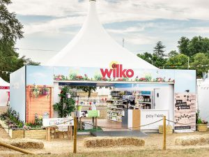 Woko Outdoor Exhibition Stand