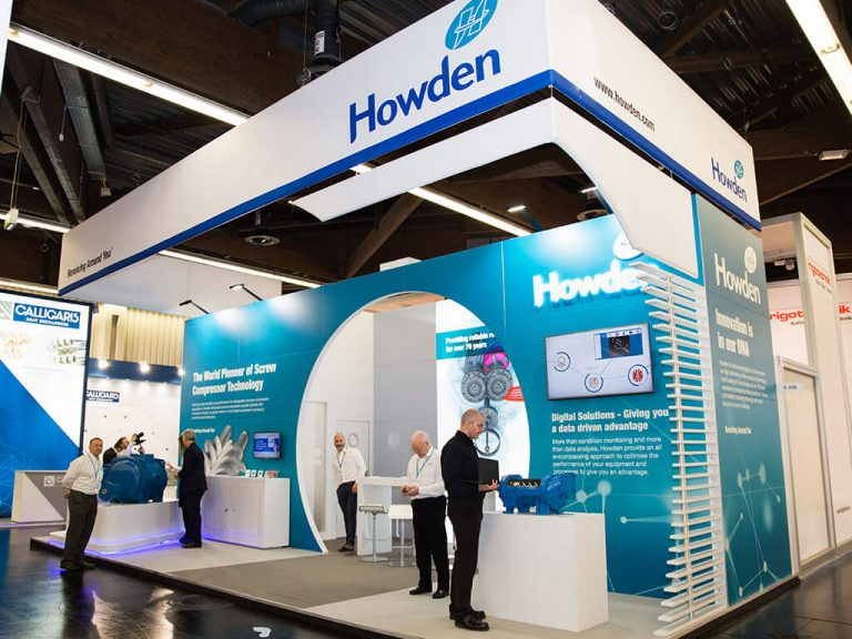 Howden Exhibition Stand