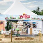 Summer Outdoor Exhibition Stands