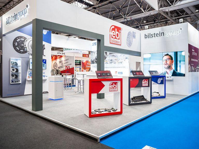 Bilstein Group Exhibition Stand