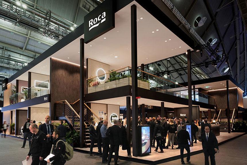 Roca Exhibition Stand