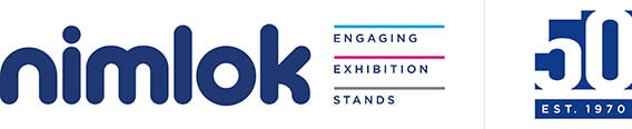Nimlok Engaging Exhibition Stands - 50th year