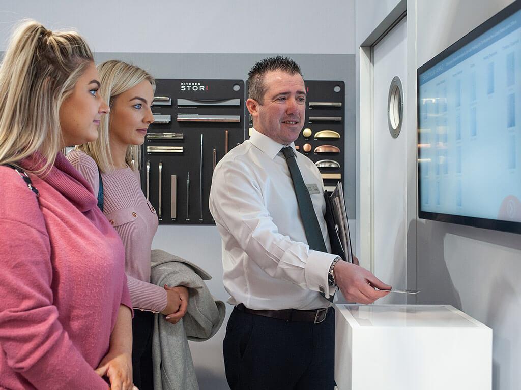 Interactive Smart Station