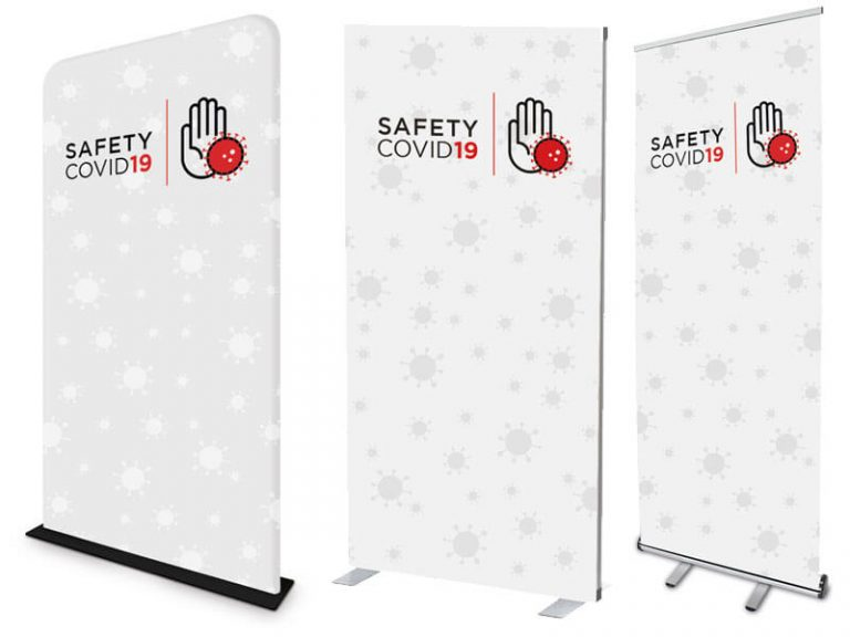 Totem / Roll Ups Banners
