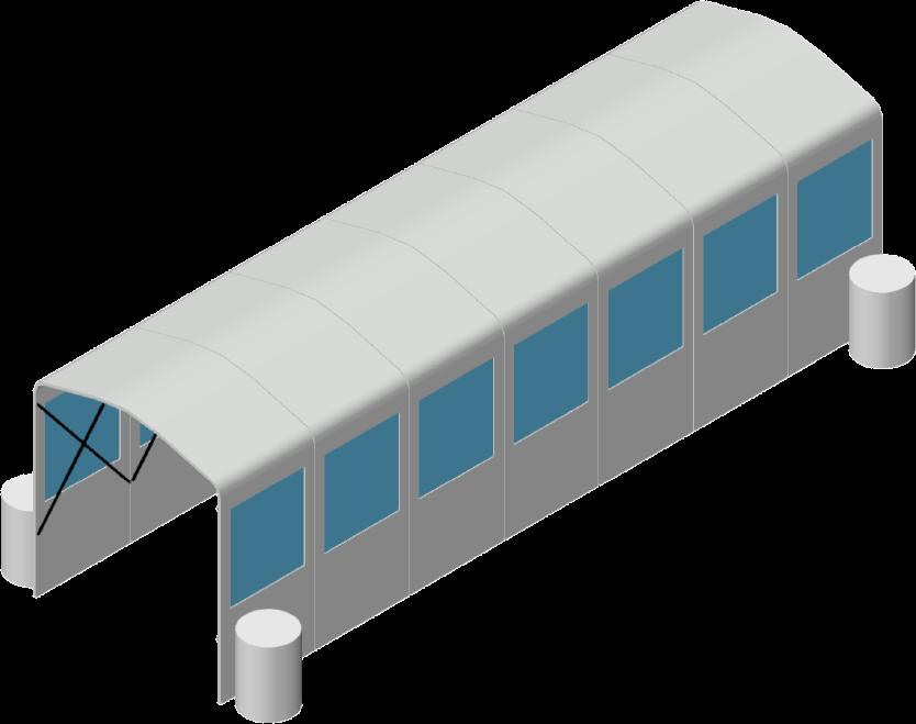 NEMS DryQ tunnel