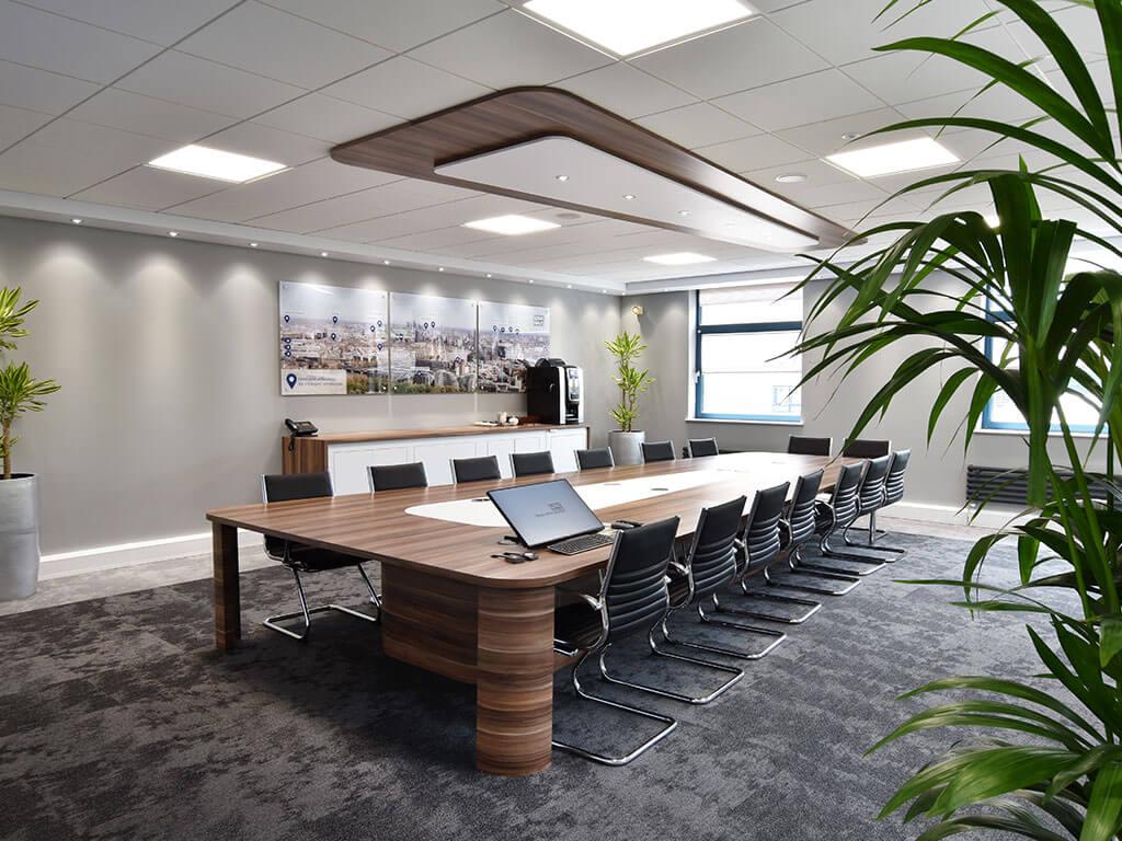 Winkhaus - Meeting Room Interior